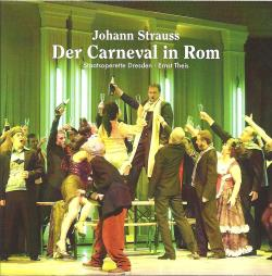 Der Carneval in Rom