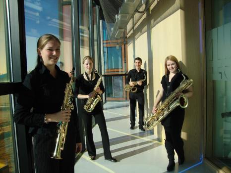 Ebonit Saxophone Quartet