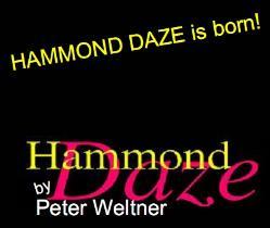 Hammond Daze is born!